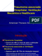 Guideline Pneumonia Hospitalar