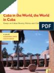 Cuba in the World, The World in Cuba