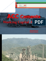 46987101 ACC Cement Managerial Accounts Presentation
