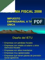 Ietu Reformas 2008 - 2009 Para Examen