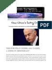 Martin Armstrong on Euro-Greece