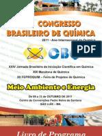 Programa Cbq 2011 v6