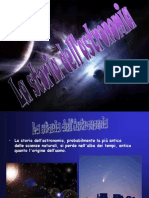 Presentazione La Storia Dell'Astronomia