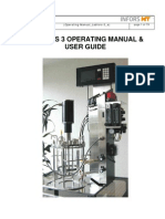 Operating Manual Labfors3
