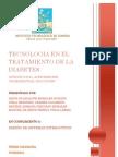 Proyecto Interacción de la Tecnología en Pacientes con Diabetes