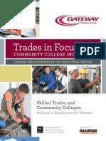 Trades in Focus Custom Covers