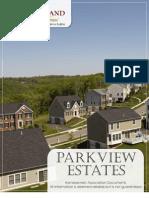 Parkview Estates HOA