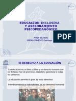 Rosa Blanco UNESCO