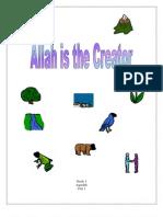 AqeedahLesson1-AllahistheCreatorweb