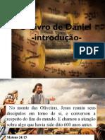 Livro de Daniel Cap 1