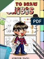 Como Desenhar Chibis