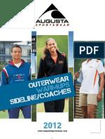 Augusta Outerwear Catalog (2012)