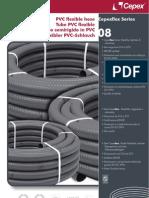 PVC Flexible Hose Cepexflex Series