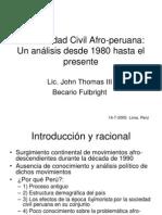 La Sociedad Civil Afro-Peruana2