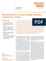 Consultation in Climate Planning -- Good Example