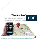 Why Social Mobile Marketing is Essential to Your Business - Dominate Locally