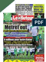 LE BUTEUR PDF du 04/11/2011