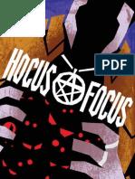 Hocus Focus - A Dresden Fiasco