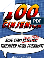 100 Cinjenica