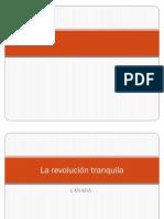 LA REVOLUCIÓN TRANQUILA 2