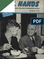 All Hands Naval Bulletin - Aug 1945