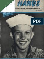 All Hands Naval Bulletin - Sep 1945