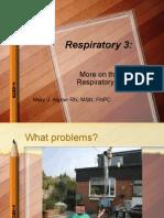 Respiratory 3