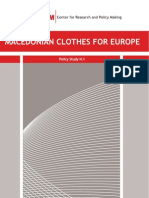 Macesonian Clothes for Europe