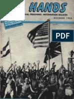All Hands Naval Bulletin - Oct 1945