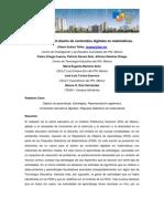 Suárez Et Al 2007 'Un Marco Para El Diseño de Contenidos Digitales en as
