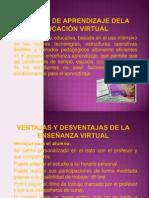 Proceso de aprendizaje dela educación virtual