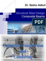 Composite Beams