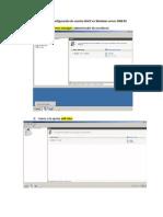 Instalación y configuración de servicio DHCP en Windows server 2008 R2
