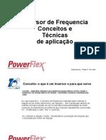 Inversor de Frequencia - conceito - tecnica e aplicação