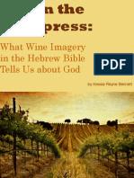 God in the Winepress