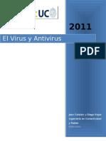 Informe Virus y Antivirus 2