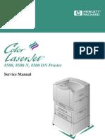 CLJ 8500 Service Manual