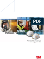 Catalogo Interesante de Proteccion Respiratoria 3M