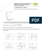 Exercícios funções PUCRS