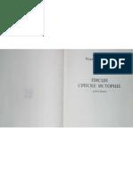 Radovan Samardzic - Pisci Srpske Istorije - Knjiga 2
