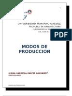 MODOS DE PRODUCCION[1]