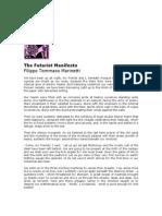 Marinetti - Futurist Manifesto