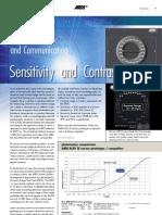 ARRI DCS Sensitivity Contrast 0909