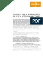 Higher Education Netherlands