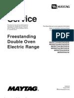 Oven-Range Service Manual