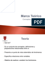 Clase Marco Teorico