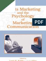 Sports Marketing and the Psychology of Marketing Communication