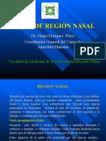 5ta Clase Cabeza - Fosa Nasal - Dr. Enriquez