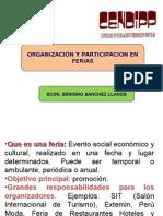 Presentacion de Organizacion y Participacion en Ferias 28.10