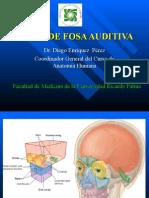 7ma Clase Cabeza - Fosa Auditiva - Dr. Enriquez